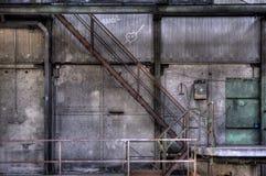 Vista interna del Carlshuette Fotografia Stock