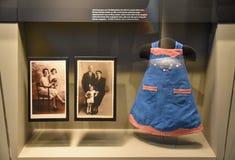 Vista interna del museo commemorativo di olocausto, in Washington DC, U.S.A. Fotografie Stock Libere da Diritti