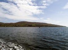 Vista a la isla de Beara en corcho del condado foto de archivo libre de regalías