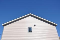Vista lateral da casa foto de stock royalty free