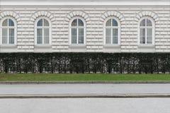 vista lateral de la calle Fotos de archivo libres de regalías