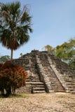 Vista lateral de la ruina Imagen de archivo
