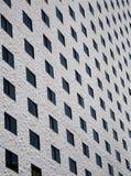 Vista lateral de las ventanas del sitio Foto de archivo libre de regalías