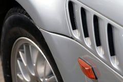Vista lateral de Z3 BMW Fotografía de archivo