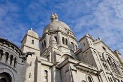 Basilica del cuore sacro di Parigi (1914) Immagini Stock