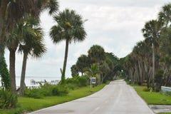 Vista litoral cênico Fotografia de Stock Royalty Free