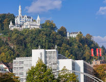 Vista in Lucerna Fotografie Stock