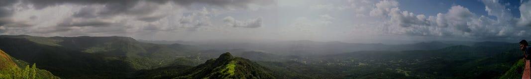A vista majestosa Fotos de Stock
