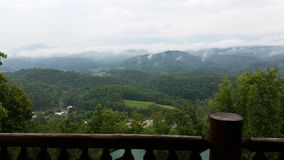 Vista majestosa Imagem de Stock