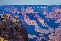 Vista majestuosa de Grand Canyon 4 Imagenes de archivo