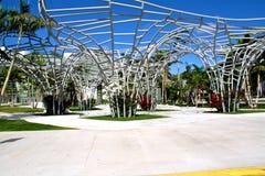 Vista a Miami fotografia stock libera da diritti