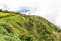 Vista na montanha Fotografia de Stock Royalty Free