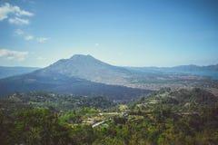 Vista na montanha de Amazónia Imagens de Stock Royalty Free