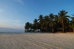 Vista nell'isola di Redang della Malesia fotografie stock