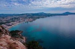 Vista no mar Foto de Stock