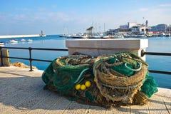 Vista panorámica de Bari Puglia Italia imagen de archivo