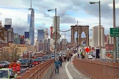 Vista panorámica de Manhattan Nueva York, los E Imagenes de archivo