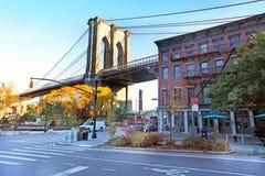 Vista panorámica de Manhattan Nueva York, los E Fotos de archivo