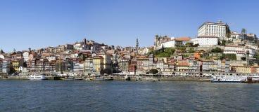 Vista panorámica de Oporto Foto de archivo