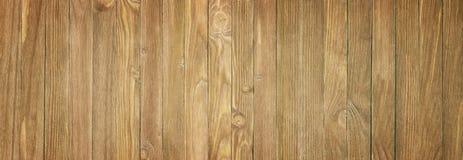 Vista panorámica de una tabla de madera, primer de madera de la textura fotografía de archivo