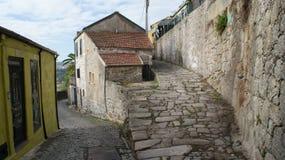 Vista panorámica y belleza de la ciudad de Oporto, Portugal Fotos de archivo libres de regalías