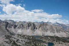 Vista panorâmica da serra Nevada Mountains Imagens de Stock