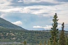 Vista panorâmica de Alaska Fotografia de Stock