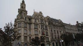 Vista panorâmica e beleza da cidade de Porto, Portugal Imagem de Stock Royalty Free