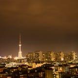 Skyline de Berlim Imagem de Stock