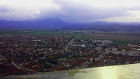 Vista panorâmico Foto de Stock Royalty Free