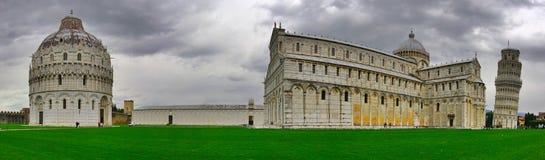 Vista panorâmico de Pisa. Foto de Stock