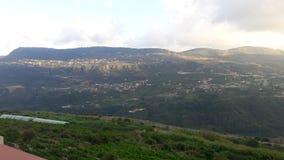 Vista panoramica Immagini Stock