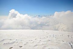 Vista panoramica dalla sommità Fotografia Stock