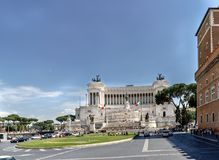 Vista panoramica del monumento chiamato Fotografie Stock
