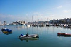 Vista panoramica di Bari La Puglia L'Italia Fotografia Stock Libera da Diritti