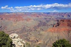 Vista panoramica di Grand Canyon, U.S.A. Fotografia Stock Libera da Diritti