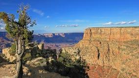 Vista panoramica di Grand Canyon, U.S.A. Fotografie Stock Libere da Diritti