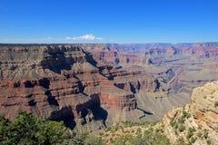 Vista panoramica di Grand Canyon, U.S.A. Fotografie Stock