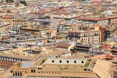 Vista panoramica di Roma Immagine Stock Libera da Diritti