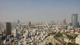 Città di Tokyo Fotografie Stock