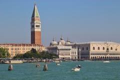Vista panoramica di Venezia, Italia Fotografia Stock Libera da Diritti