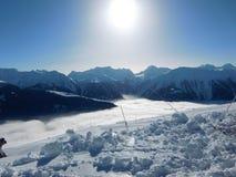 Vista para Itália Imagem de Stock Royalty Free