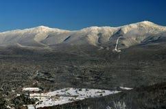 Vista para montar Washington em de New-Hampshire Imagens de Stock Royalty Free