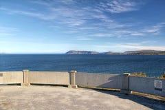 Vista para o mar de Albany, Austrália Imagem de Stock
