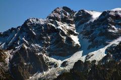 Vista perto do monte de Kasberg Foto de Stock Royalty Free