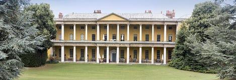 Vista posterior del parque del oeste de Wycombe Fotografía de archivo libre de regalías