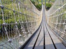 A vista próxima de uma ponte levadiça Fotografia de Stock Royalty Free