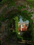 Vista a Praga Fotografie Stock Libere da Diritti