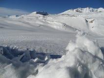 Vista rara dos Himalayas Fotografia de Stock Royalty Free
