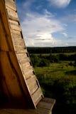 Vista rurale Immagine Stock Libera da Diritti